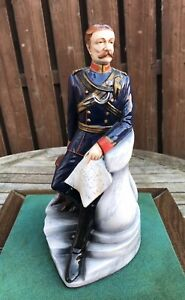 MICHAEL SUTTY MILITARY FIGURE OFFICER FROM 14th BENGAL LANCERS - PERFECT!