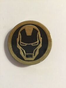 Marvel Infinity Gem Dig It Iron Man Coin Sealed $6.00