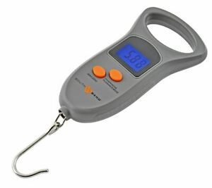 South Bend Fishing 50lb Digital Scale Water Resistant Auto Shut Off Lbs Kg