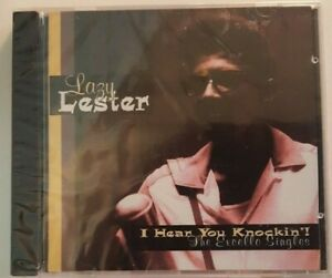I Hear You Knockin'! : The Excello Singles Lazy Lester  CD SEALED