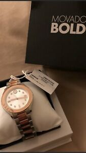 jewelry Brand New Movado Women's Watch
