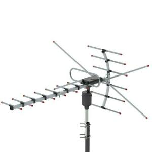 HDTV 1080P TV Antenna Amplified Digital TV Antenna 150Miles Long Range Outdoor