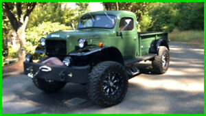 1951 Dodge Power Wagon B-3PW Complete Ground Up Restoration 1951 Dodge Power Wagon B-3PW Rebuilt 440ci V8 5-Spd Manual New 4WD 500HP