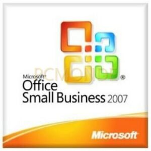 Microsoft Office 2007 Small Business Medialess License Kit for PC 3-Pack MLK