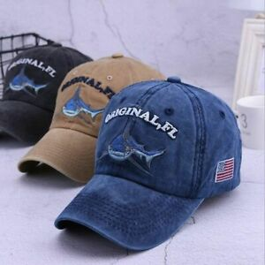 Men Baseball Cap Fitted Snapback Hat Women's Gorras Casual Embroidery Retro Caps