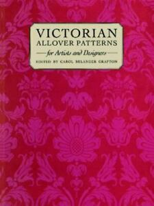 Victorian Patterns and Designs for Artists and Designers $15.95