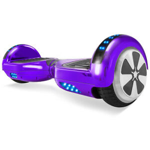 Self Balancing Scooter Hoverboard UL2272 w Bluetooth SpeakerLED Light