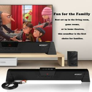 TV Sound Bars Wireless Bluetooth Wired Audio Surround Home Soundbar G-XS02 AU3