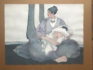 Donna Berryhill Serigraph Signed Numbered 32 200 $299.00