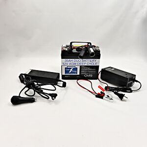 ResMed S9 Cpap Battery CAMPING Power for 4 8 NIGHTS Everything you need