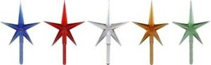 Large Modern Tree Star * Replacement for Vintage Ceramic Tree * Choose Color $2.50
