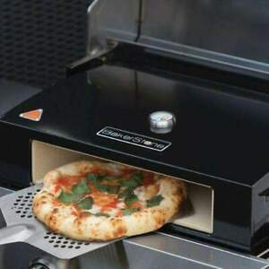BakerStone Commercial Grill Top Pizza Oven Box Stainless Steel - 22 78