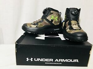 Under Armour Fat Tire Gore-Tex Hiking Boots Size 9.5 NWTs Box