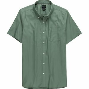 Hurley Mens Dri-Fit One & Only Short Sleeve Woven