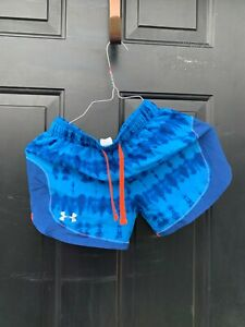 Girls Under Armour Shorts Size YM Excellent Condition $11.99