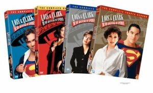 Lois & Clark: New Adv. Of Superman: The Complete Series (24-Disc Set)(DVD 2006)