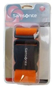 New Samsonite Luggage Strap Belt fit bag up to 72quot; $9.89