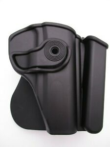 SigTac HOL-RPR-Imp-LCP Retention Roto Paddle Holster With Mag Pouch Ruger LCP