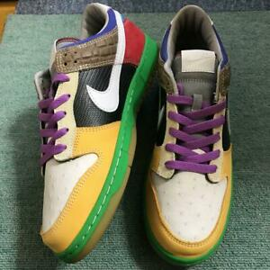 2005 NIKE DUNK LOW ID Cowboy Sneakers N.Y Sole Collector Exclusive US 10 28.0cm