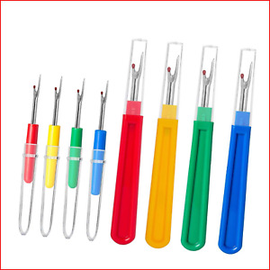 8Pcs Seam Rippers Handy Stich Ripper Sewing Tools for Sewing Crafting Removing $5.92