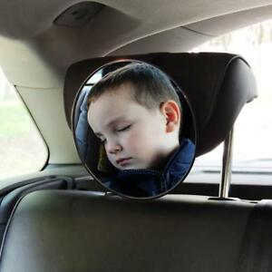 Back Baby Mirror Car Seat Cover for Infant Child Toddler Rear Ward Safety View~