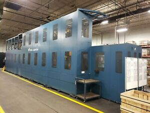 Matsuura H-Plus 630PC14 Pallet System-2 Machine System