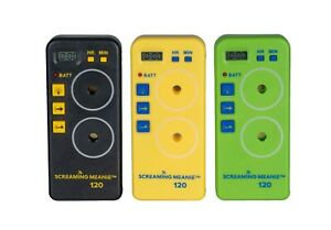 Authentic Screaming Meanie TZ 120. Extra Loud Alarm Timers. Assorted Colors.