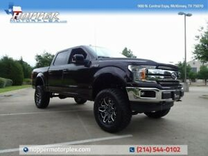 2018 F-150 Lariat LIFTCUSTOM WHEELS AND TIRES 2018 Ford F-150 Lariat LIFTCUSTOM WHEELS AND TIRES 17595 Miles Shadow Black Pic
