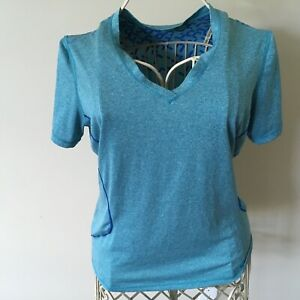 Women's Brooks Running Short Sleeve T-Shirt - Size M - EUC