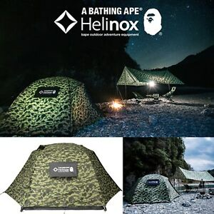 A BATHING APE Goods BAPE OUTDOOR x HELINOX ALPINE DOME 2P New