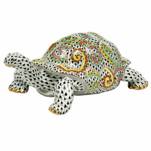 Herend Limited Edition KALEIDOSCOPE TORTOISE VHSP2015972-0-00 Turtle