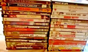 ALL DVD's $3.95 - BUY TWO GET ONE FREE