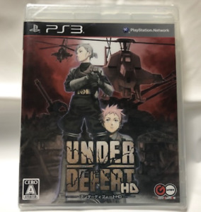 PS3 Under Defeat HD PlayStation 3