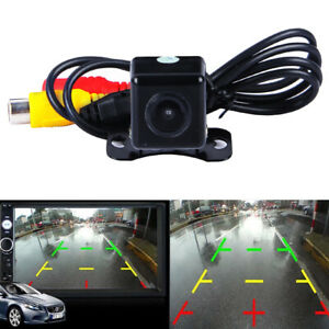 Car Rear View Reversing Camera Back Up Parking Night Vision Reverse Cam F5M7J
