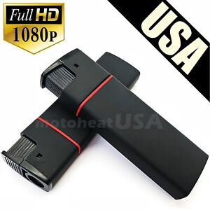 FULL HD 1080P Spy Cam Hidden Camera HD Lighter Video DV Camcorder Recorder Nanny