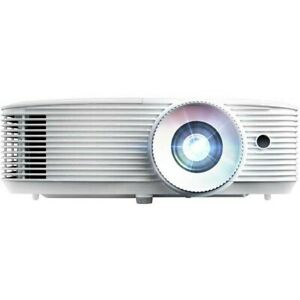 *Sealed* Optoma 3400 Lumens 1080p Home Theater Projector -White (HD27HDR)