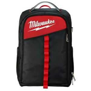 Milwaukee 48-22-8202 Low Profile Backpack New