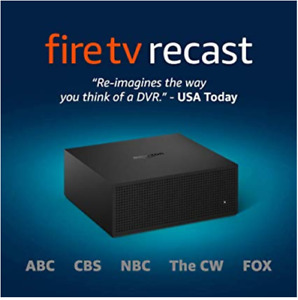 Amazon Fire TV Recast over-the-air DVR 500 GB 75 hours