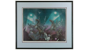REDUCED - Victor Shmohin Painting