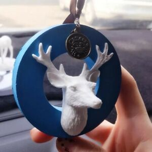 3D Deer Epoxy Resin Silicone Molds Antler mold Deer head mould Silicone Mold DIY