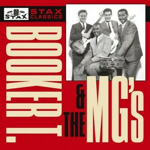 Booker T. & the MGs Stax Classics CD NEW