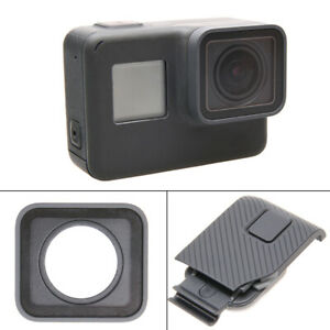 US Replacement Side Door USBMicro Ports Cover UV Filter Lens For GoPro Hero 56