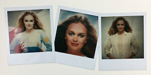 Robert HEINECKEN: What's Your Name? 1979  VINTAGE Lithograph & Polaroids-SIGNED
