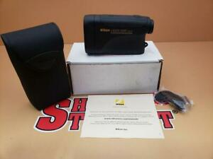Nikon Monarch Laser 1200 Rangefinder 8358(REFURBISHED)