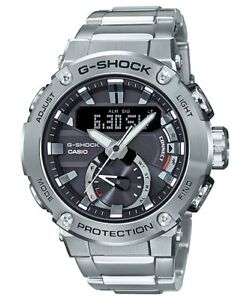 New Casio G-Shock G-Steel Carbon Core Guard structure Men's Watch GSTB200D-1A