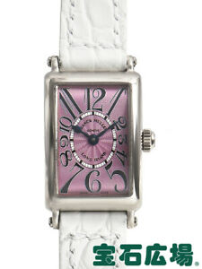 Frank Muller Long Island 802QZ Ladies Watch From Japan [b0523]
