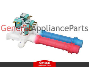 Wash Machine Inlet Water Valve Fits Kenmore Electrolux Frigidaire # 134637810 $37.99