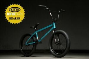 2020 KINK WHIP XL COMPLETE BMX BICYCLE - BMX BIKE - MATTE DUSK TURQUOISE