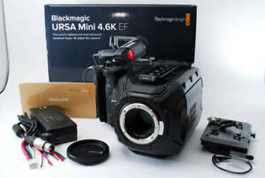 Blackmagic Design URSA mini 4.6k EF EXC++
