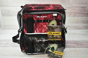 Plano KVD Soft Sided Tackle Bag 3600 Series Fishing Box Weekend Red or Black